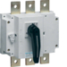 HA356 Load break switch 3P 400A