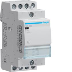 technical properties esc425 rh hagerelectro com au hager 40a contactor wiring diagram hager 4 pole contactor wiring diagram