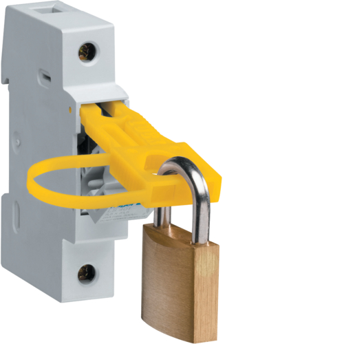 MZ178 Padlockable locking kit for fuse carrier