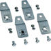 FL85Z Wall steel fixing brackets,  Orion.Plus