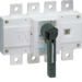 HA457 Load break switch 4P 400A